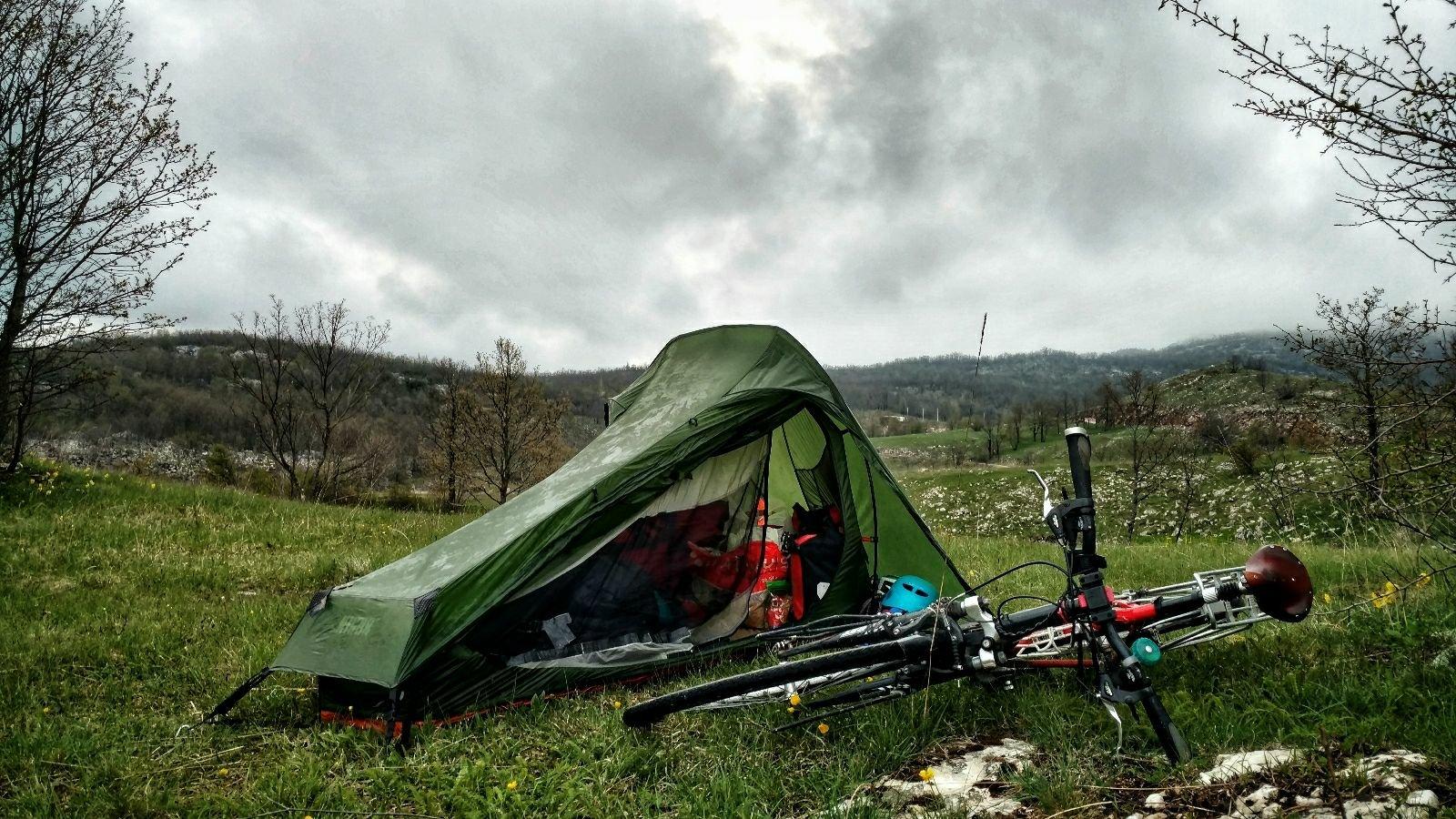 BLOG   Biking from Sarajevo to Mavrovo