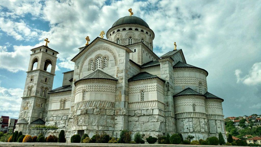 Podgorica, Orthodox church