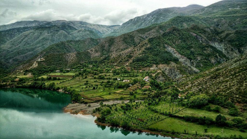 River Mat, Albania