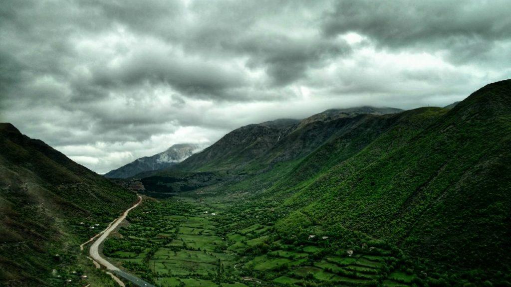 Bulqizë area, BIKING the BALKANS: Albania