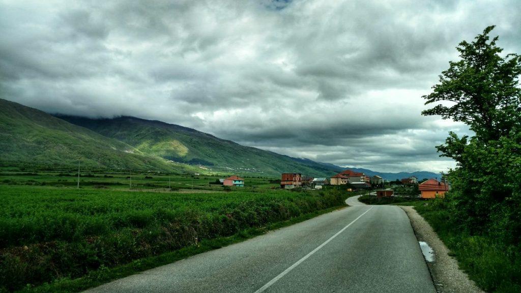 Hello Macedonia, biking from Sarajevo to Mavrovo