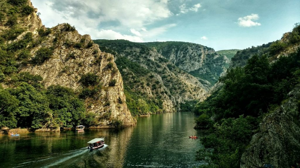 Matka Canyon, North Macedonia