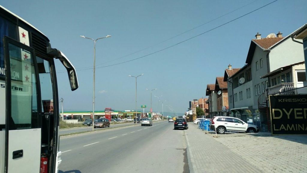 Biking from Skopje to Mostar