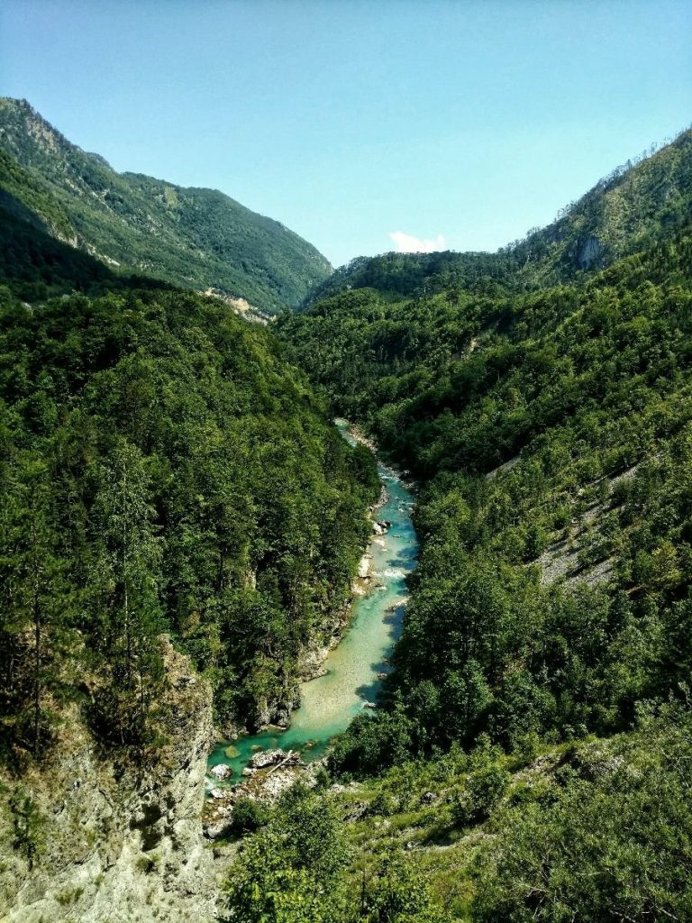 Biking from Skopje to Mostar VIA DURMITOR