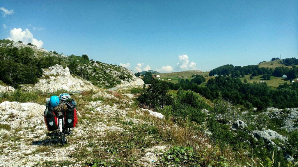 BIKING the BALKANS   Biking from Skopje to Mostar