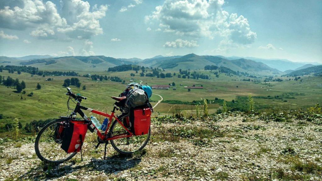 BIKING the BALKANS | Biking from Skopje to Mostar | Durmitor