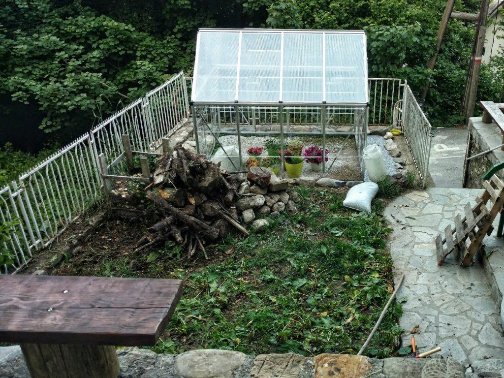 Ski Hut Gorica gardenwork