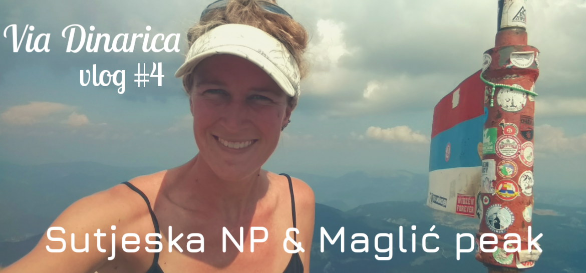 VLOG in BLOG | Hiking Maglić peak