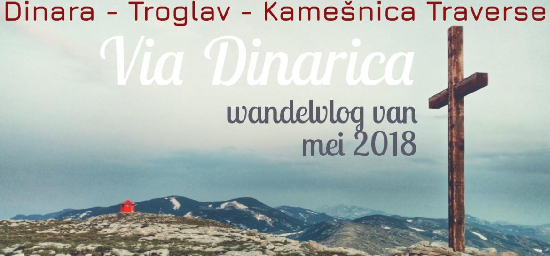 BLOG | Dinara - Troglav - Kamešnica Traverse